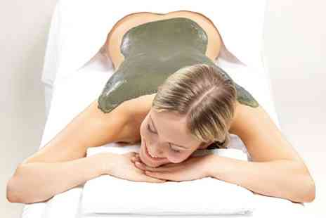 Amara Essence - Avocado Intense Full Body Wrap and Aromatherapy Facial - Save 71%
