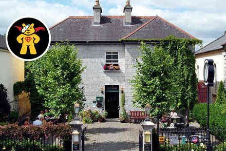 Gleesons Townhouse & Restaurant - Two Night Stay for Two with Breakfast and Main Course Each - Save 56%