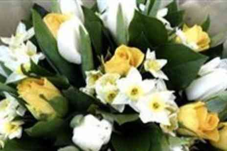 Gardenia - Beautiful fresh Spring bouquet - Save 51%