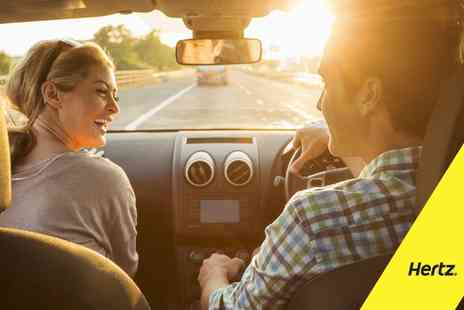 Hertz - 20% Off UK Car and Van Hire - Save 0%