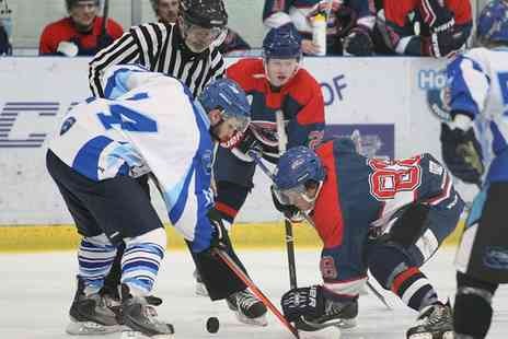 Dundee Comets -  Entry to Dundee Comets v Solway Sharks match on 28 November  - Save 38%