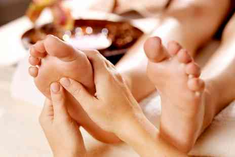Indigolase - One Reflexology Sessions with a Consultation  - Save 60%