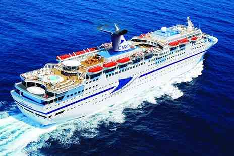 Cruise and Maritime Voyages - One Night Cruise With Full Board, Afternoon Tea, Activities, One Night Hotel Stay and Return Flight - Save 0%