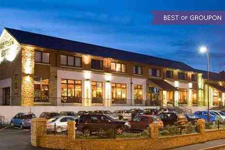 Mount Errigal Hotel - Two or Three Nights stay For Two With Breakfast and Leisure Access - Save 32%