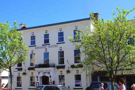 The George Hotel - Two Nights Stay For Two With Breakfast, Homemade Biscuits and Tea - Save 0%