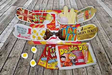 Mrbigtops - Two Boxes of Retro Sweets - Save 64%