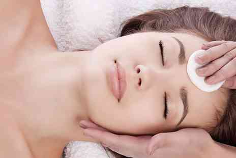 Lynda - Spa Package including Facial & Mani or Pedi - Save 64%