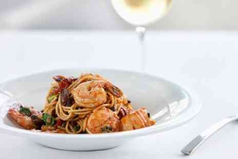 JMT Restaurants - Thameside Italian Meal for Two - Save 43%