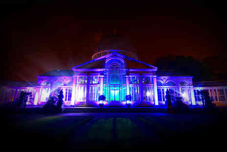 Syon House - Two tickets to Syon Parks Enchanted Woodland   - Save 50%