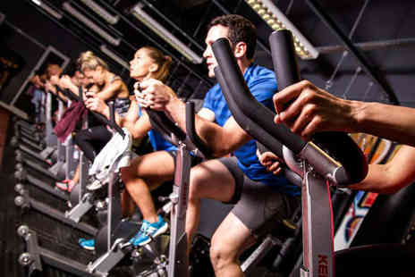 U Fitness - Ten Gym Passes for One - Save 88%