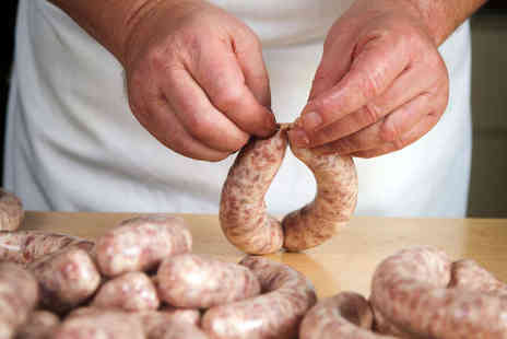The Northumberland Sausage Company - Sausage Making Class for One with Sausages to Take Home - Save 79%