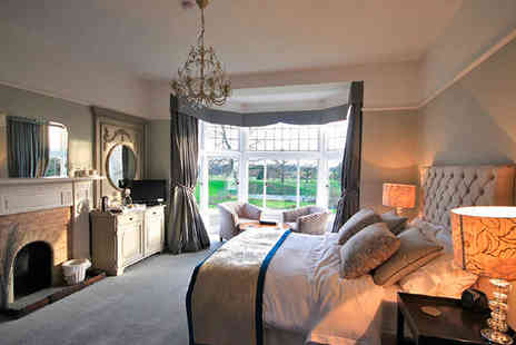 Laughern Hill Estate - One or Two Night Stay for Two in Choice of Room, with Breakfast and a Homemade Charcuterie Supper Board and Bottle of Wine - Save 65%