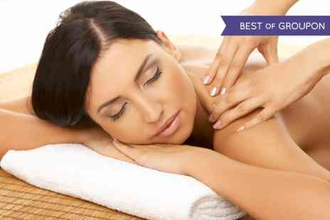 PURE Health Spa - Choice of One Hour Swedish or Aromatherapy Massage  - Save 47%