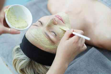 Maryna A  - 60 Minute Facial and 30 Minute Back, Neck and Shoulder Massage - Save 46%
