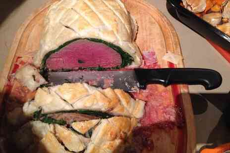The Cabin - Beef Wellington for Two or Four  - Save 0%