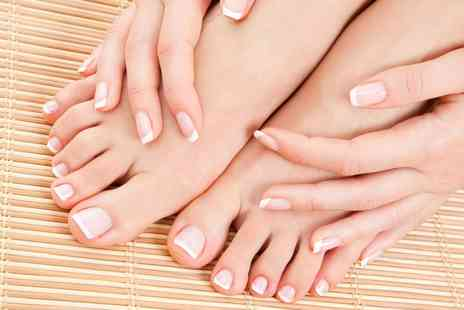 Love Nails - Manicure or Pedicure or Both at Love Nails - Save 0%