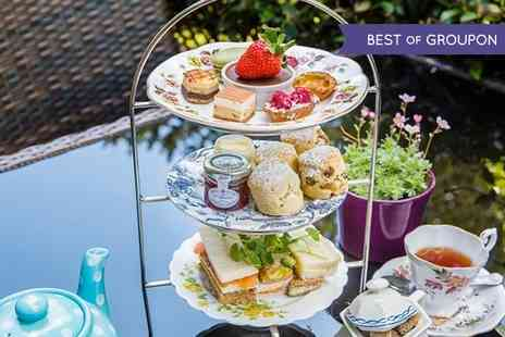 Tudor Barn Pleasaunce - Tudor High Tea for Two - Save 42%