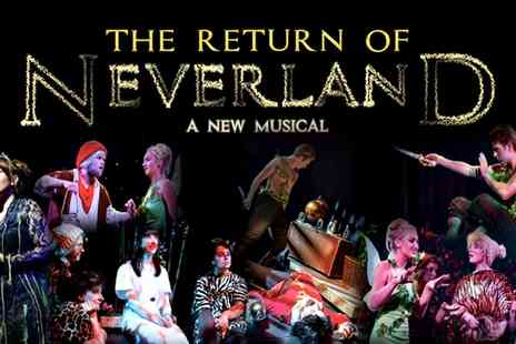 Make Believe Productions - The Return of Neverland ticket for one on 2 and 4 December  - Save 33%
