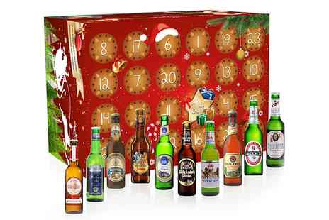 Sim Buy - Beer Advent Calender with 24 Beers With Free Delivery - Save 0%