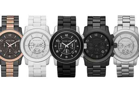 I Love watches - Mens Michael Kors Runway Watches in Choice of Design - Save 37%