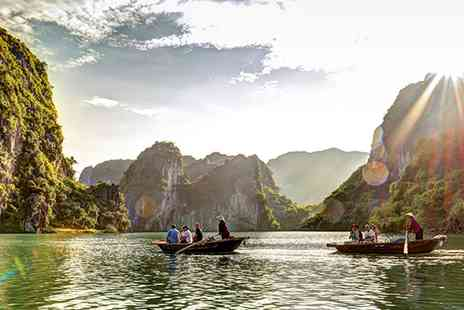 SE Asia Round Trip  - Nineteen Nights stay in Thailand, Vietnam and Cambodia with  all flights, transfers, hotels & more - Save 0%