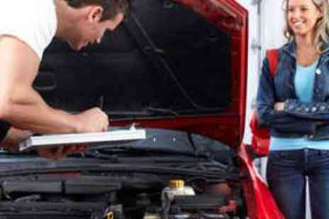 North East Garages - 54 Point Interim Service with Mini Valet - Save 50%