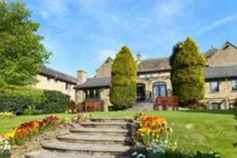 The Old Golf House Hotel - Two night stay for two people in Huddersfield - Save 61%