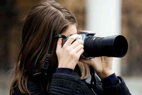 Photos N Pixels  - Full Day Digital Camera Workshop in the Peak District with Lunch for One   - Save 71%