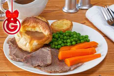 Salvatore's Ristorante - Two Course Sunday Lunch - Save 44%