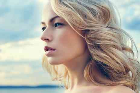 Stony Beyoutiful - Cut and Blow Dry With Half Head Highlights - Save 55%