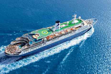 Cruise and Maritime Voyages - Two Night Cruise With Full Board, Afternoon Tea and Activities - Save 0%