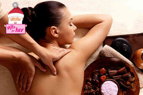 Navana Spa - Winter spa day for one including two treatments, access to leisure facilities, bubbly and mince pies - Save 51%