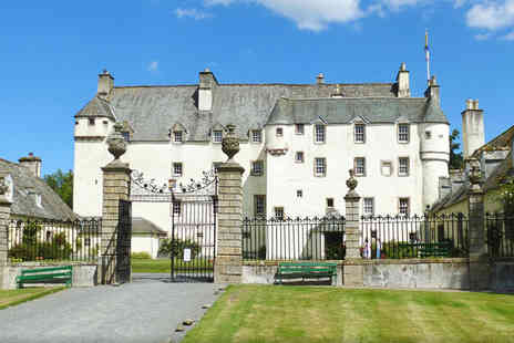 Traquair Arms Hotel - Two night Scottish Borders break for two including breakfast - Save 63%