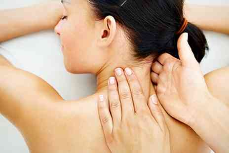 Angelic Touches Beauty Salon - One Hour Full Body Swedish Massage - Save 60%