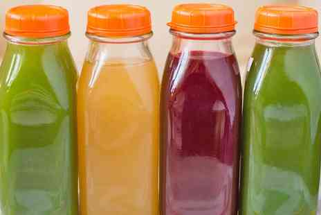 Juice Cleanse - Three Day Programme - Save 65%