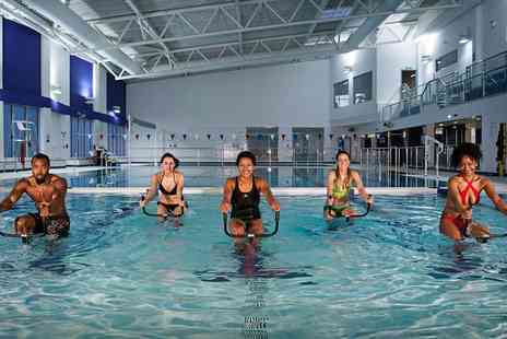 Aqua Fit Pro - Three Aqua Fit Spin Classes  - Save 52%