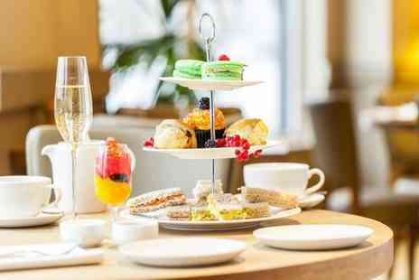 Battersea Quarter - Champagne Afternoon Tea for Two - Save 65%