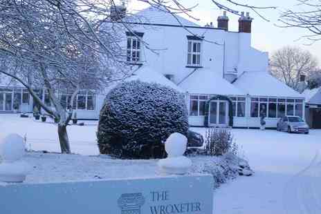 The Wroxeter Hotel - Two Nights For Two With Breakfast; With Option For Dinner Credit  - Save 61%