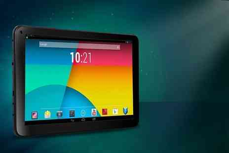 Chimp Electronics -  9 inch quad core 8GB Android tablet - Save 80%