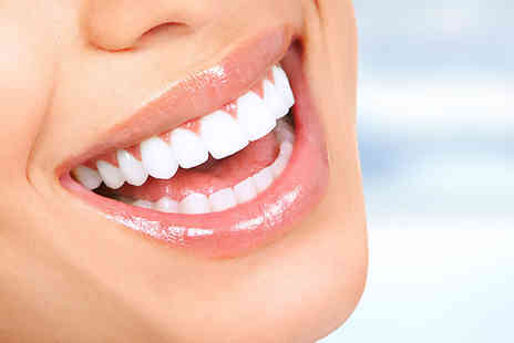 Dental Studio - One hour Pola LED teeth whitening treatment  - Save 79%