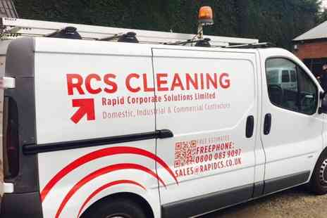 RCS Cleaning  - Single Oven Clean   - Save 61%