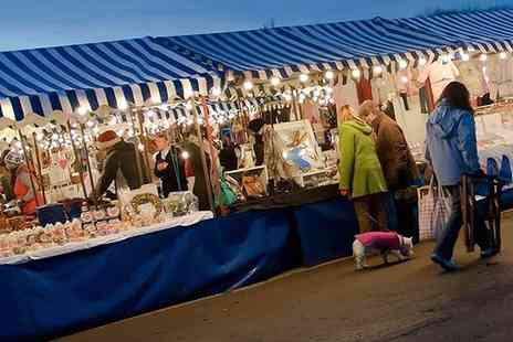 NE Markets - Entry to Team Valley Christmas Market for Two, 26 to 29 November   - Save 25%