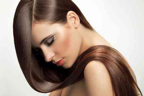 VGmedispa - Blow Dry with Deep Conditioning Treatment  - Save 65%