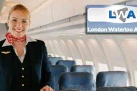 London Waterloo Academy - One Day Introduction Course for Airline Cabin Crew Training - Save 71%