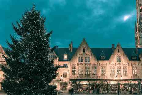 Belgian Cities Break - Get into the Christmas spirit with three nights stay in Antwerp & Brussels including flights - Save 0%