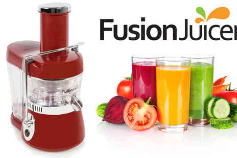 Giddy Aunt - Fusion Juicer - Save 58%