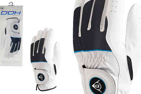 Second Chance - Dunlop Golf Gloves - Save 60%