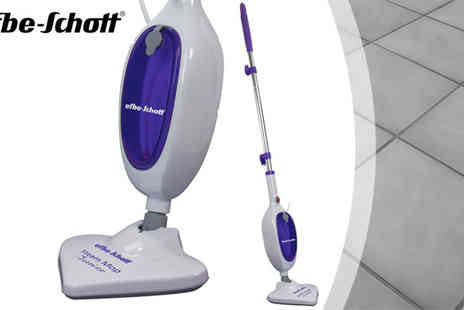 Giddy Aunt - Efbe Schott SC23C Steam Mop - Save 67%