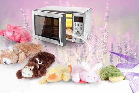 Bedding Direct - Microwaveable scented soft toy - Save 62%