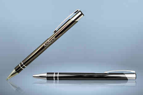 Aspire Fine Jewellery  - Personalised  Mayfair executive pen - Save 79%
